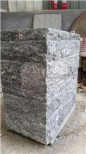 G302 Cloudy Gry Granite, Shanshui Veins Grey Granite, G302 Granite Cube Stone & Pavers
