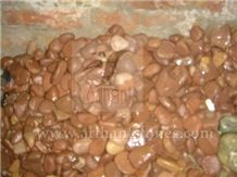 Red Marble Pebbles & Gravels India
