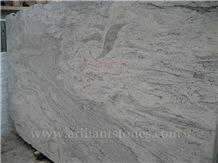 Vally White Granite Slabs