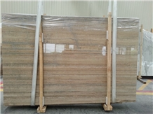 Tuscany Silver Travertine Tiles & Slabs