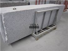 G603 Granite Tile & Slab for Windowsill,Stair,Cut-To-Size Stone Polished,China Wall Floor Covering Interior Decoration Wholesaler Crystal Grey,Jinjiang Bacuo White,Padang Crystal white,Sesame White