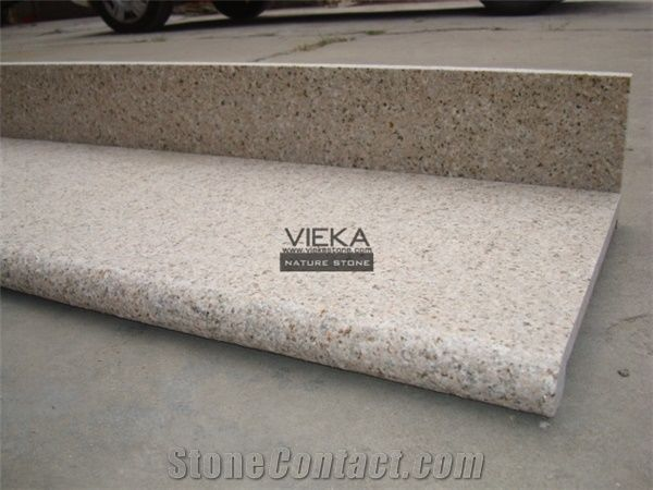 Charmant G682 Granite Top Material Step U0026 Stair Treads Riser Polished And Flamed