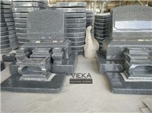 Japanese Style G654 Granite Tombstone & Monument,Memorial Products,China Black Granite Gravestone & Headstone