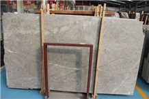 Cheap Grey Marble Turkey Tundra Grey Marble Slabs Price