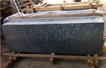 Spray White Granite Kitchen Countertop, Sea Wave Granite Countertops