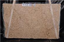 Giallo Ornamental Granite Slabs and Blocks