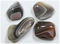 Semi Precious Stone - Botswana Agate