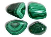 Semi Precious Stone Malachite