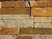 Carolina Sandstone Natural Ledge Stone Walling