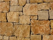 Osage Rubble Dry Wall