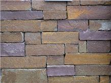 Santa Rosa Thin Stone Veneer, Building Stone