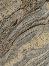 Aruba Gold Granite Tiles & Slabs, Multicolor Granite Tiles & Slabs Venezuela