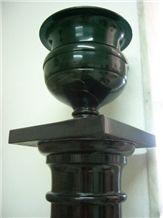 Negro Ruivina Marble Home Decorative Vase
