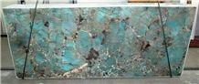 Amazzonite Slabs, Amazonita Granite Slabs & Tiles