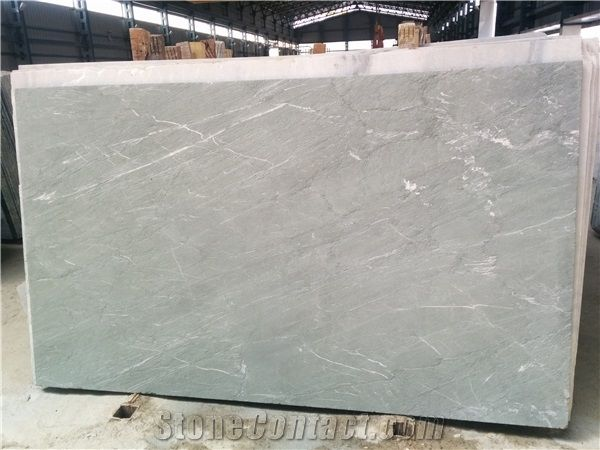 Black Emerald Soapstone Shotblast Finish Slabs Tiles from