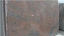 Multicolor Red Granite Slabs & Tiles