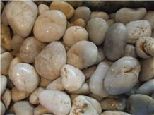 White Pebbles and Gravels