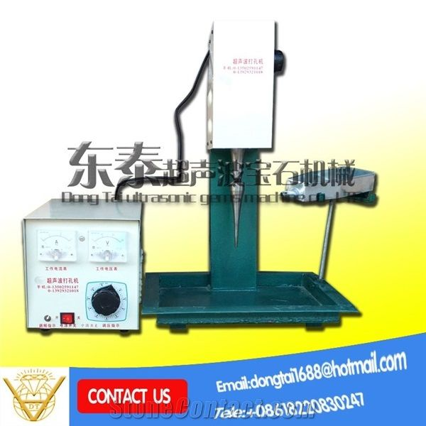 Ultrasonic Manual Gem Drilling Machine from China