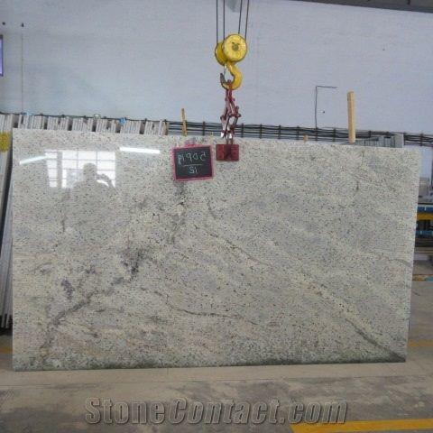 Kashmir White Granite Slabs India White Granite 316491