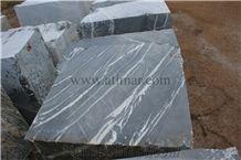 Thunder Grey Marble 516, Turkey Grey Marble Block