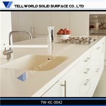 Joint Seamless Stone/solid Surface For Kitchen Countertops