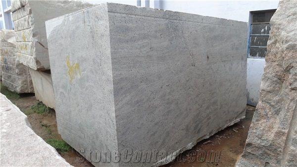 Kashmir White Granite Block India White Granite 316717