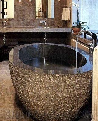 Black Granite Bathtub China Black Granite Bathtub Natural