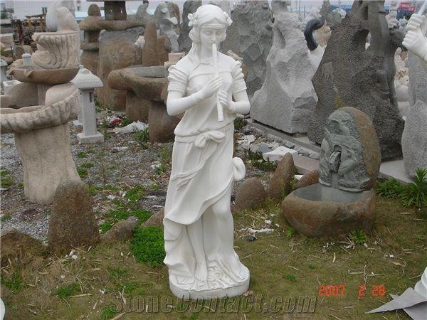 Human Sculptures, White Marble Sculptures, Garden Sculptures U0026 Statues