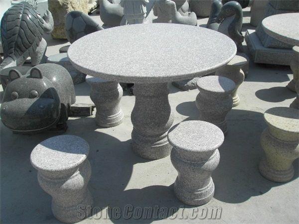 Natural Stone Table Sets Garden Bench Garden Tables