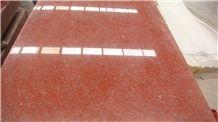 China Red Granite Slabs