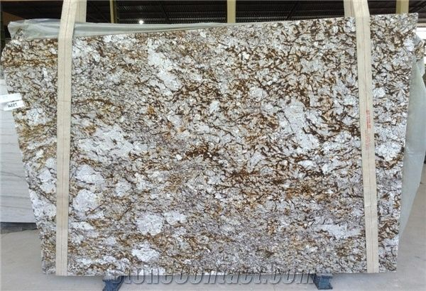 Artic Taupe Granite Slabs Tiles From Brazil Stonecontact Com