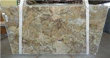 Autumn Leaf Granite Slabs, Brown Granite Slabs Brazil