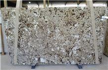 Copenhagen Granite Slabs, White Granite Brazil Slabs