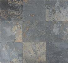 Autumn Multy Blend Slate Tiles & Slabs
