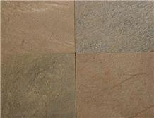 Brown Slate Stone Tiles