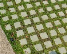 Mint Sandstone Cube Stones/Pavers