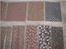 Moulding Stone, Borders,Pebble Mosaic Borders