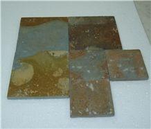 Multi Slate Stone Tiles