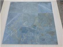 Ocean Blue Marble Tiles, China Blue Marble
