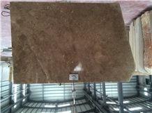 Jerusalem Brown Limestone Tiles & Slabs, Imperial Gray Limestone Flooring