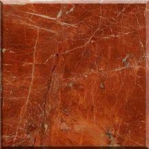 Red Damasco O Diaspro Marble