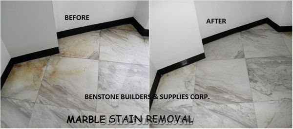 Marble Stone Restoration And Stain