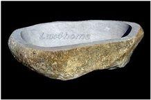 River Stone Bathtub Flumen - River Stone Bathtubs Producer Exporter Indonesia Stone Bathroom