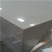 Grey Quartz Table, China Quartz Desktop