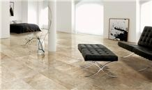 Polished Limestone Tiles