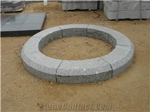 G341 Granite Garden Stone Circle