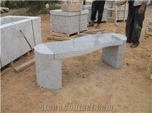 New G603 Granite Garden Bench