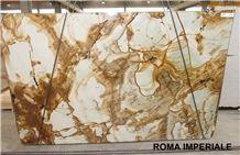 Brazil Roma Imperiale Slabs & Tiles, Roma Imperiale Granite Slabs