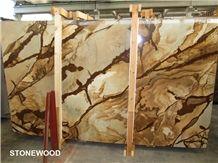 Stonewood, Stone Wood Quartzite Slabs