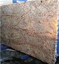 Sienna Bordeaux Granite Slabs